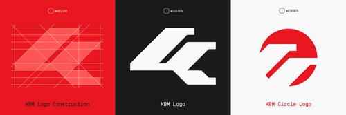 KBM Logo Design