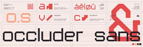 Occluder Sans