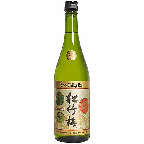 Sake Sho Chiku Bai - Classic Junmai