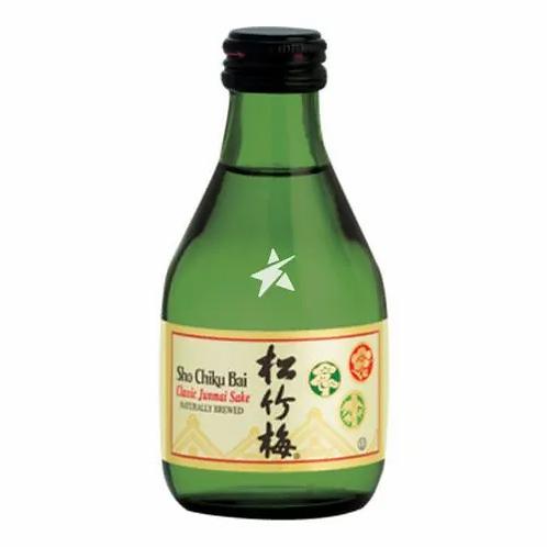 Sake Sho Chiku Bai - Classic Junmay