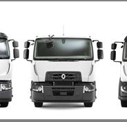 Flotta Renault Trucks
