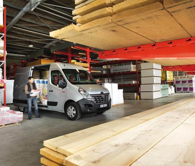 Renault Master, furgone