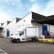 Renault Master, telaio cabinato
