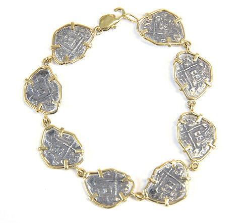 """Tortugas"" 1 Real Bracelet"