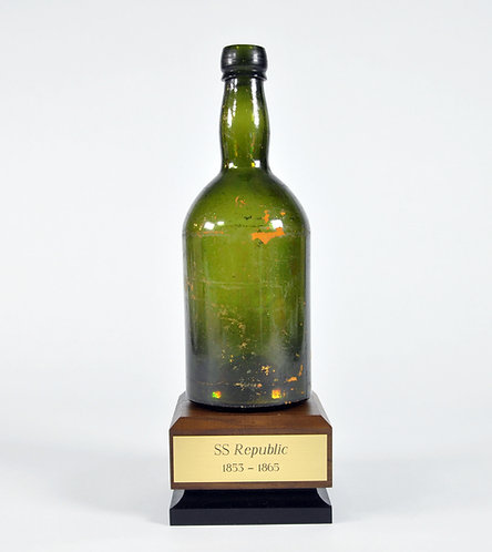 SS Republic Beer Bottle