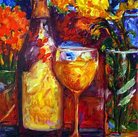 Butterflies and Chardonnay