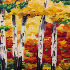 """""""Into the Trees"""""""