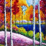 Colorful Bunch II