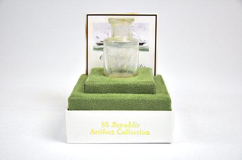 SS Republic M & Y Perfume Bottle