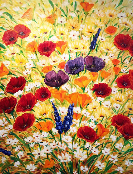 Let me introduce you to the poppy