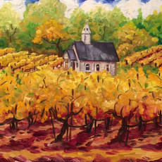 Chapel Among the Vines