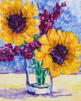 Sunny Day Flowers