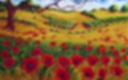 Poppies Vines and OaksFS.jpg