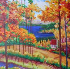 """""""Cabin at the Lake"""""""