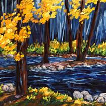 "Trestle Creek, Somewhere Along the Way"""