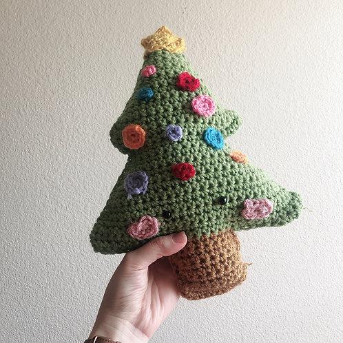 Christmas Tree Plushie