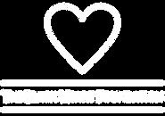 The Black Heart Foundation, logo, supporter, white
