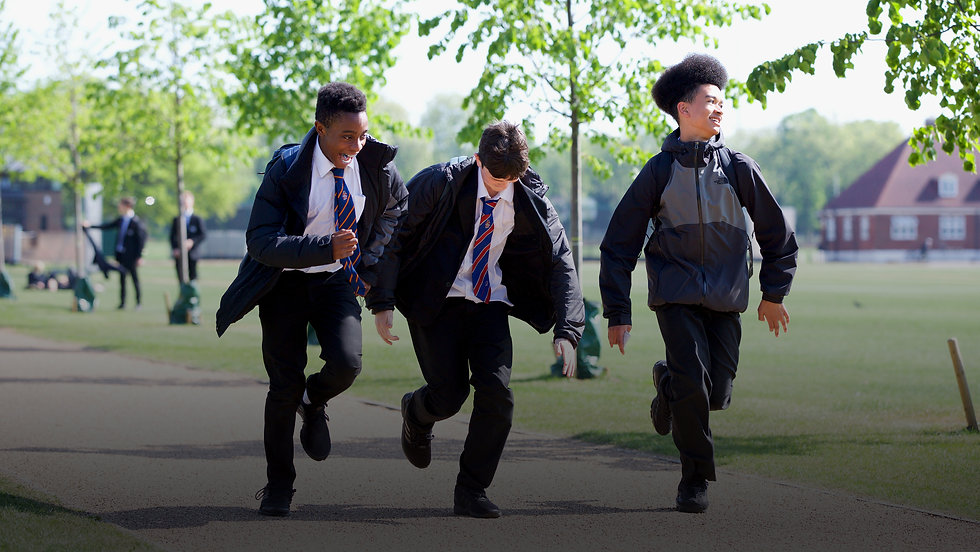 Royal National Children's SpringBoard Foundation, social mobility, broadening access, life-changing opportunities, schools, boys, bursary, Dulwich College