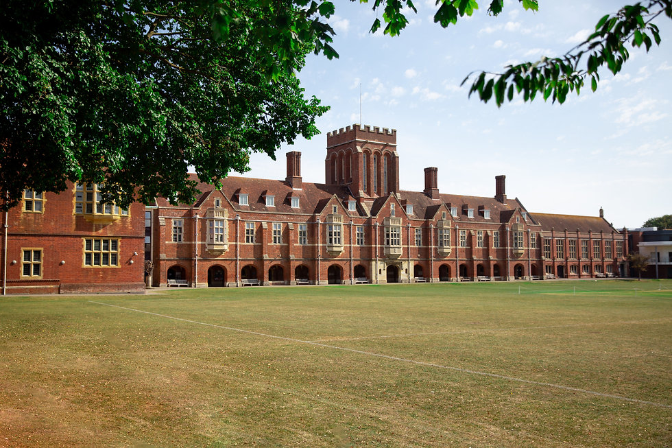 Eastbourne College, redbrick, Royal National Children's SpringBoard Foundation, social mobility, broadening access, life-changing opportunities, schools