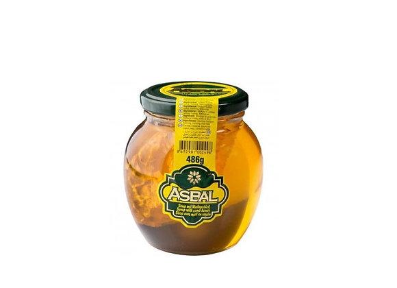 Asbal honing 485 g