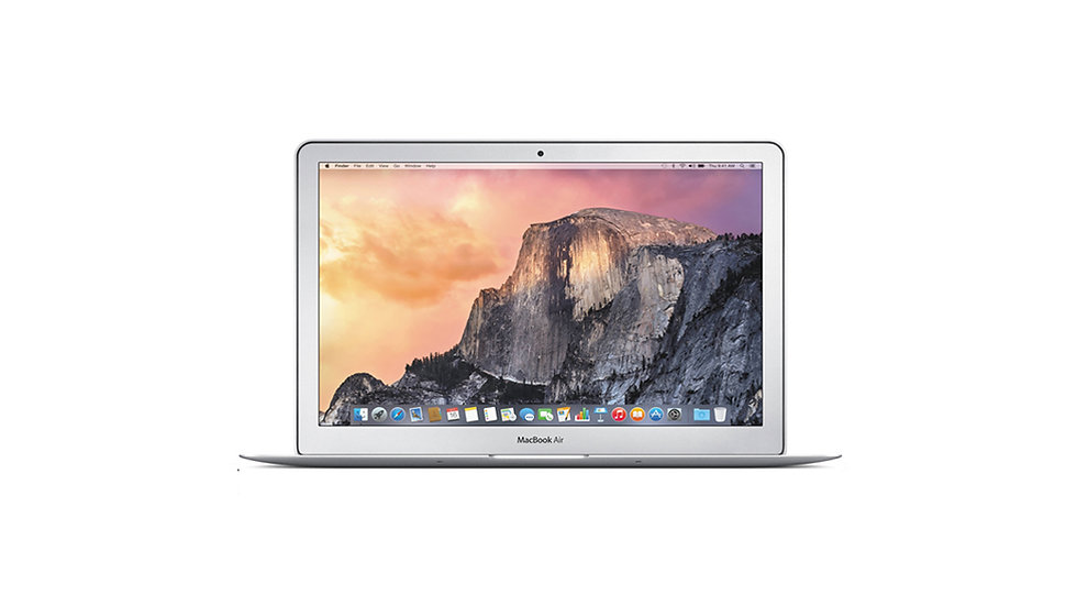 "Apple MacBook Air MD711LL/B 11.6""  Laptop Intel i7-4650U - Refurbished"