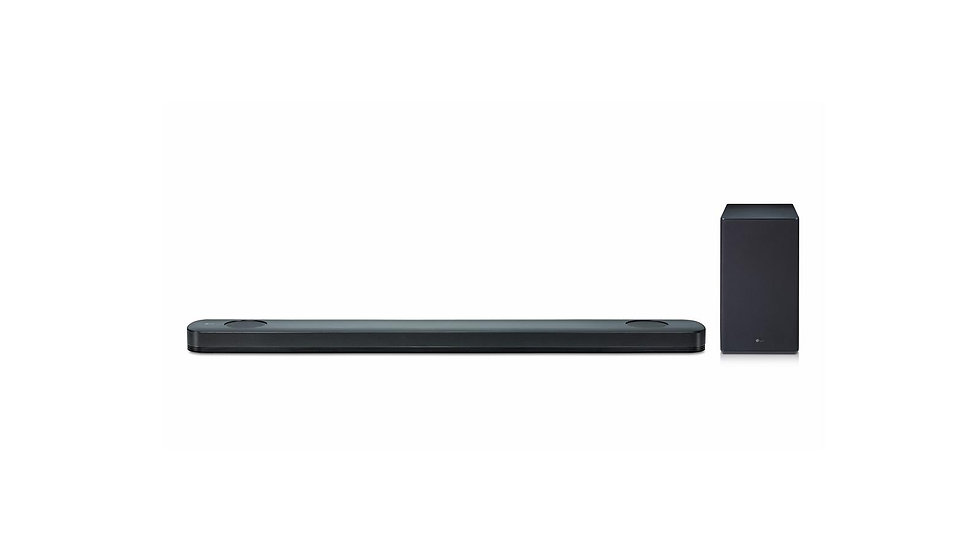 LG SK9Y 5.1.2 Channel High Resolution Audio Sound Bar with Dolby Atmos