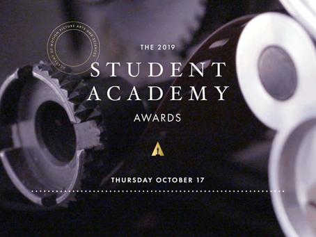 Student Academy Award NOMINEE