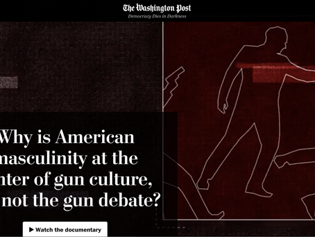 American Masculinity and Mass Shootings