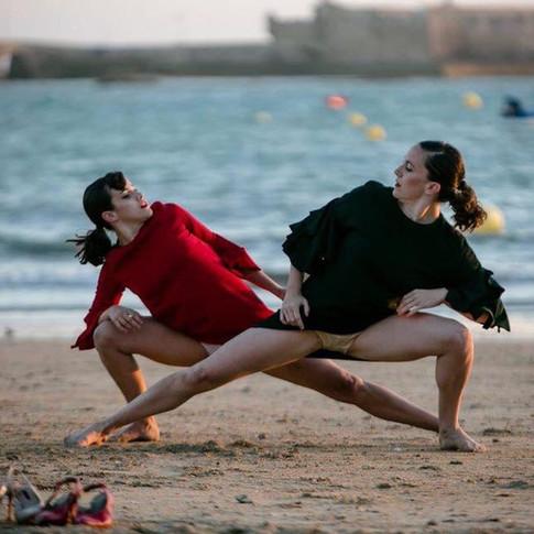 Cádiz en Danza Lourdes de Vicente