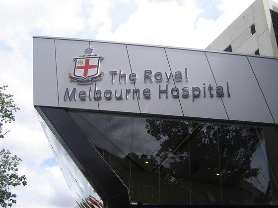 The Royal Melbourne Hospital