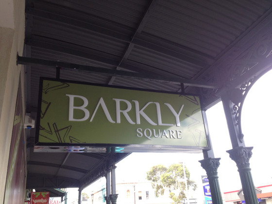 Barkly Square