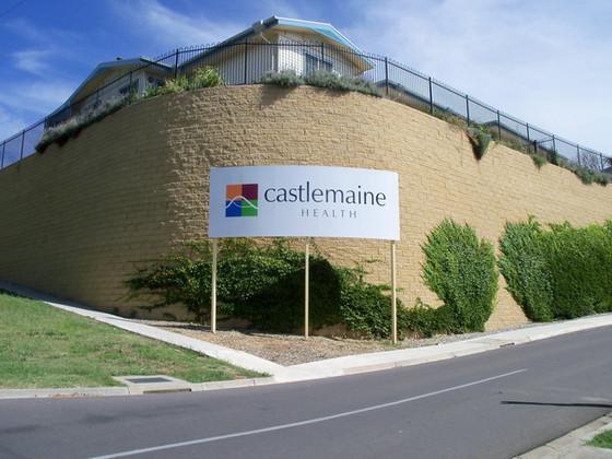 Castlemaine Hospital