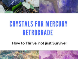 Crystal Healing for Mercury Retrograde
