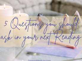 5 Questions you should ask in your next psychic medium reading #36