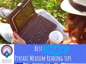 Best Skype psychic medium reading tips