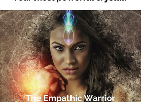 The Empathic Warrior Crystal