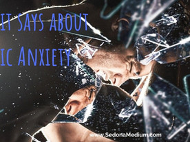 What Spirit says about Chronic Anxiety