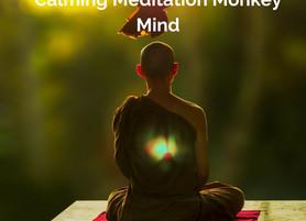 Calming Meditation monkey mind