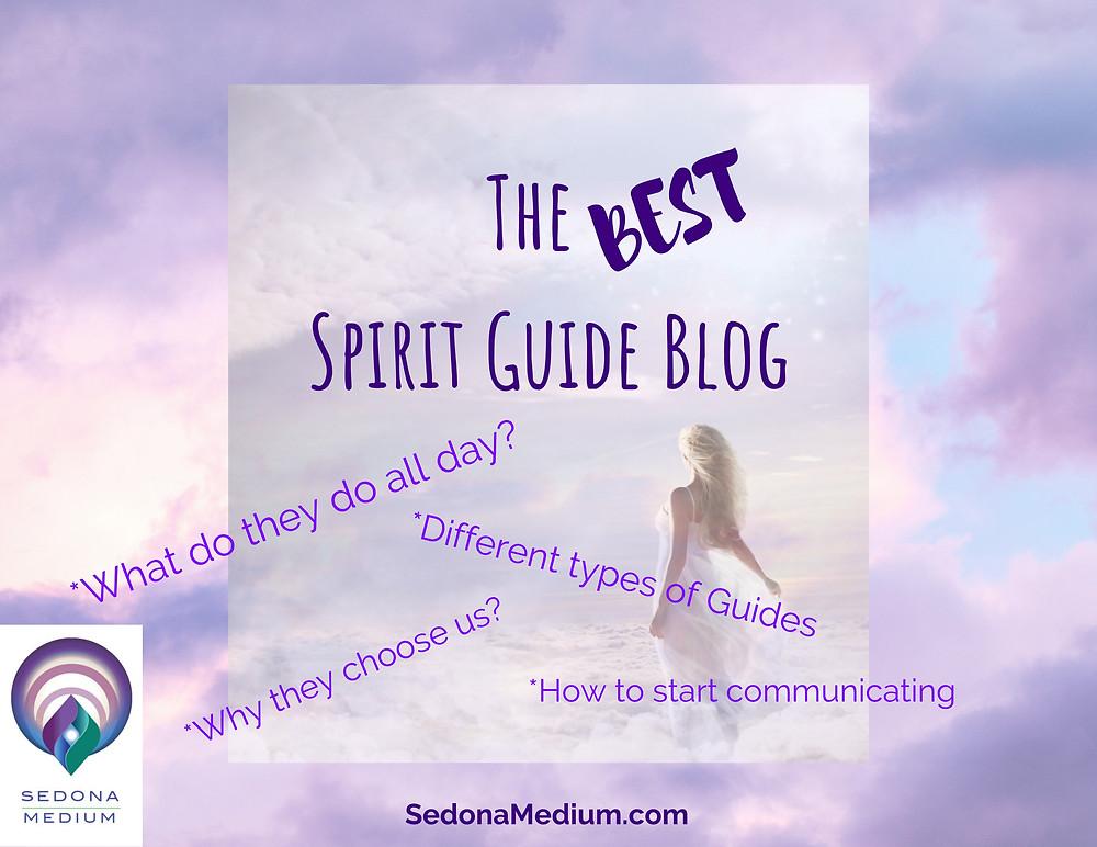 Spirit Guides, Angel