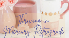 Thriving in Mercury Retrograde