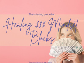 The missing piece for healing money mindset blocks #38