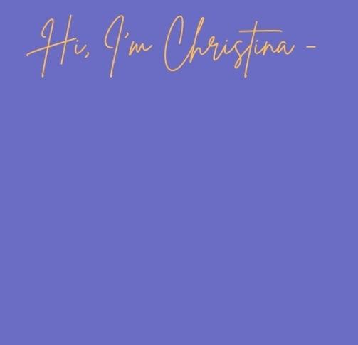 Hi, I'm Christina plain -.jpg