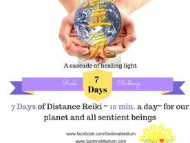7 Day Reiki Challenge!