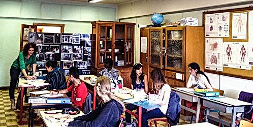Section secondaire Institut Alexandre Herlin