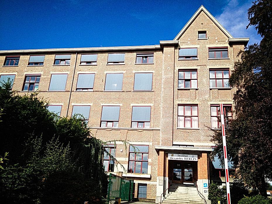 Institut Alexandre Herlin, établissement d'enseignement spécialisé