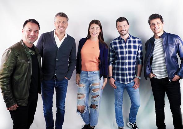 Mario, Jean-michel Zecca, Jill Vandermeulen, Michaël Miraglia & Silva