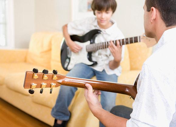 Guitare jeudi midi