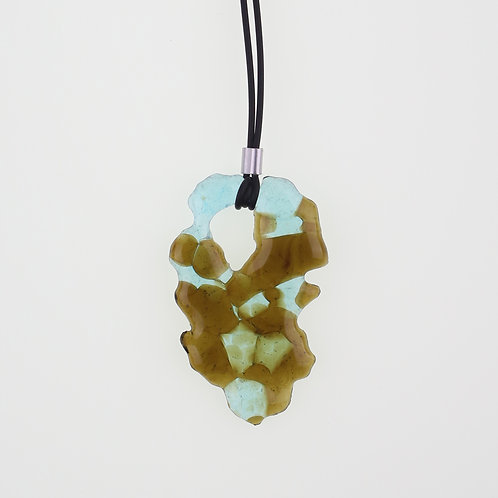 Marbling Necklace | MB01-UW02