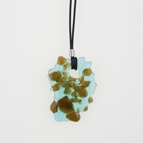 Marbling Necklace   MB01-UW01