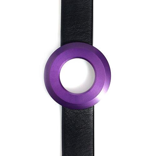 Timeless   Purple (Black Strap)